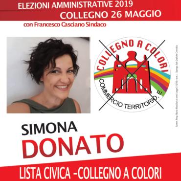 Elezioni amministrative 2019 - Lista civica Collegno a colori