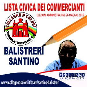 Candidato amministrative comunali collegno 2019